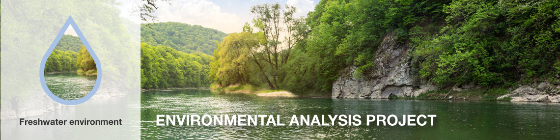 Freshwater environment ENVIRONMENTAL ANALYSIS PROJECT