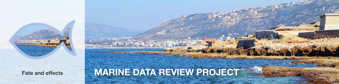 Marine environment MARINE DATA REVIEW PROJECT